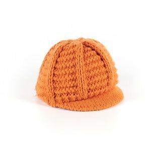 Fratelli Talli | Pumpkin Spice Wool Italian Cap